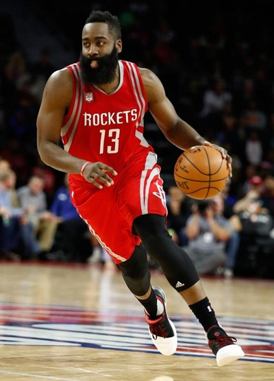 64a6dc43637 James Harden Height Weight Body Measurements Shoe Size Facts Family