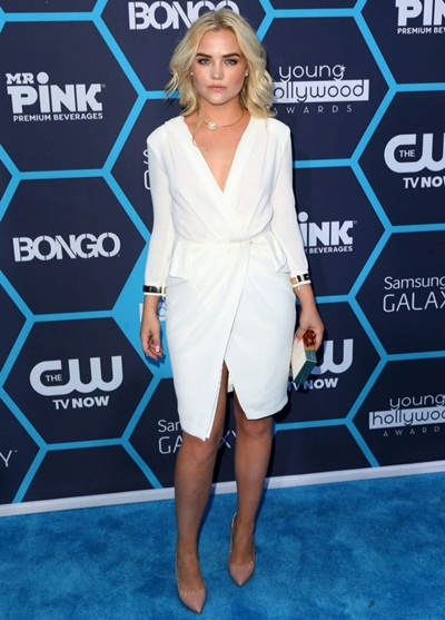 Maddie Hasson Height Weight Shoe Size