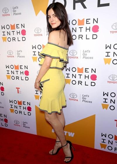 Monica Barbaro Body Measurements Stats