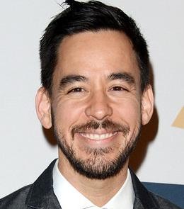 Singer Mike Shinoda
