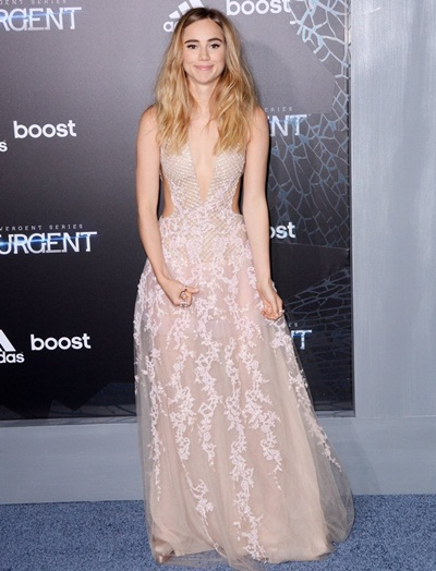 Suki Waterhouse Height Weight Bra Size