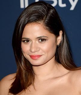 Actress Melonie Diaz
