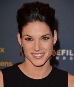 Actress Missy Peregrym