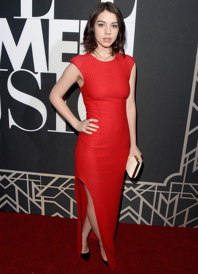 Adelaide Kane Height Weight Bra Size