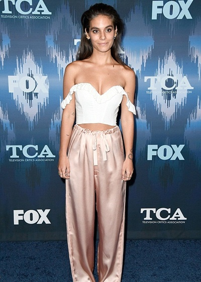 Caitlin Stasey Body Measurements Stats