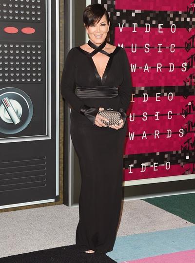 Kris Jenner Height Weight Bra Size