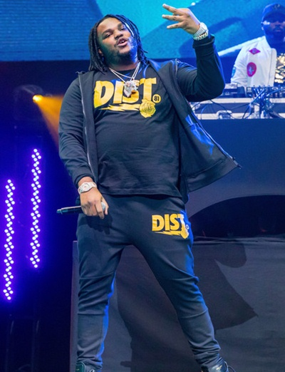 Tee Grizzley Body Measurements Stats