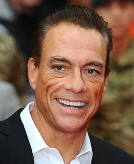 Actor Jean Claude Van Damme