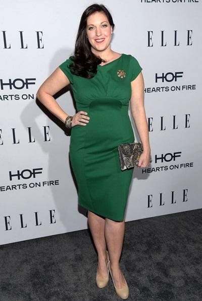 Allison Tolman Height Weight Bra Size