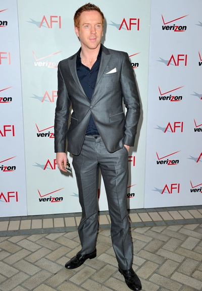 Damian Lewis Height Weight Shoe Size