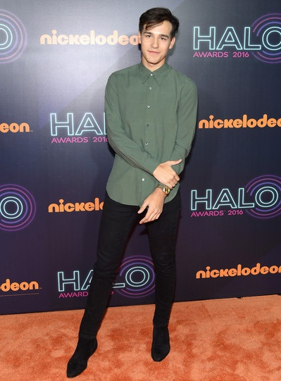 Jacob Whitesides Height Weight Shoe Size