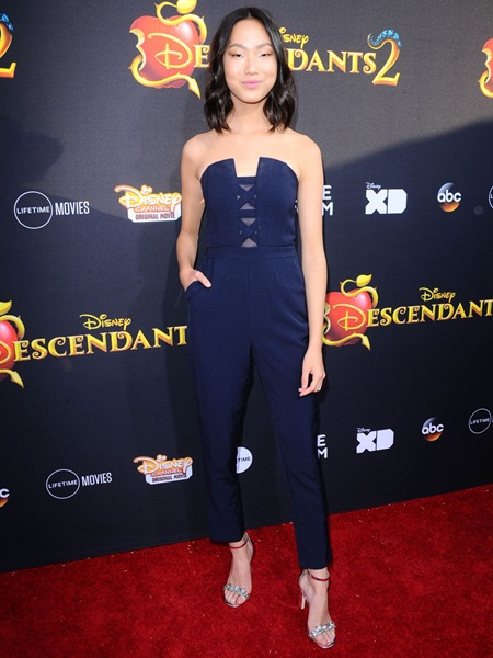 Madison Hu Height Weight Bra Size