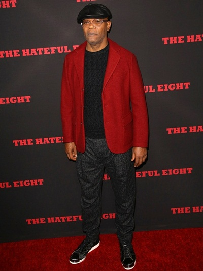 Samuel L. Jackson Height Weight Shoe Size