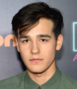 Singer Jacob Whitesides
