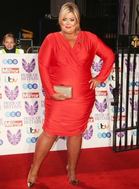 Gemma Collins Body Measurements Stats
