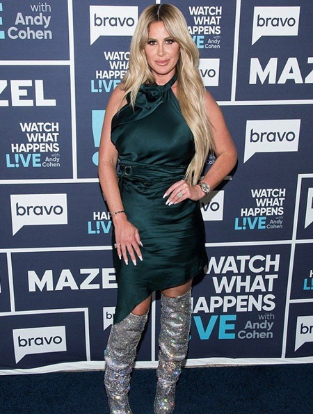 Kim Zolciak Body Measurements Facts