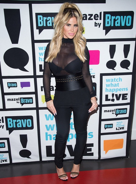 Kim Zolciak Height Weight Bra Size