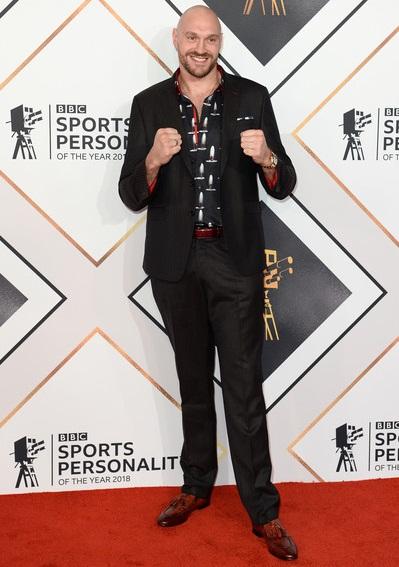 Tyson Fury Height Weight Facts