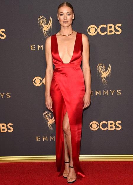 Yvonne Strahovski Height Weight Stats