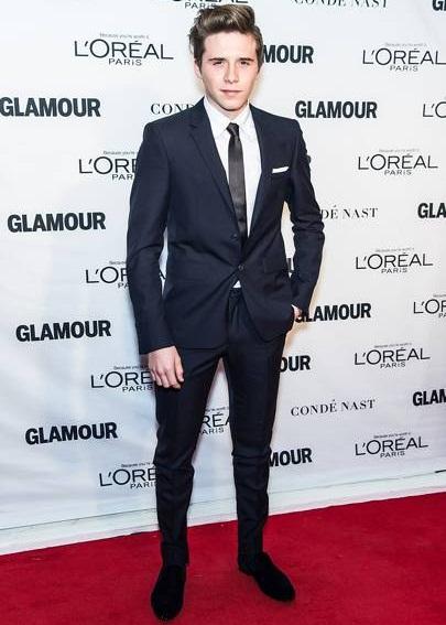 Brooklyn Beckham Height Weight Shoe Size