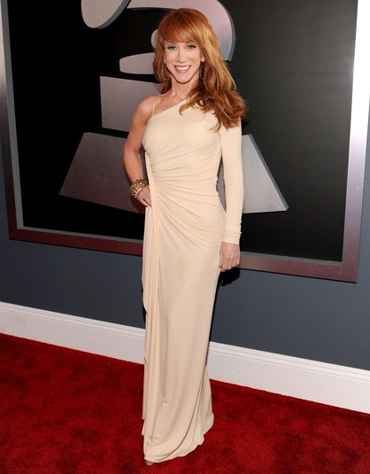 Kathy Griffin Height Weight Bra Size