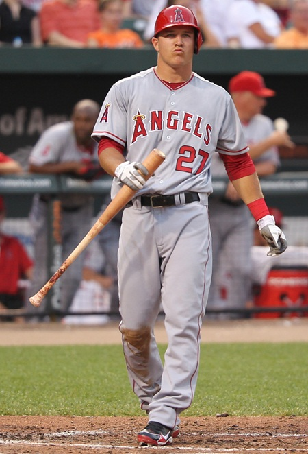 Mike Trout Height Weight Facts
