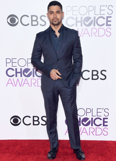 Wilmer Valderrama Body Measurements Stats