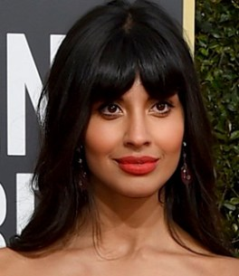 Actress Jameela Jamil