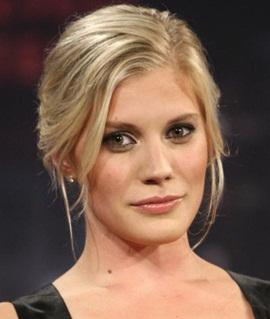Actress Katee Sackhoff