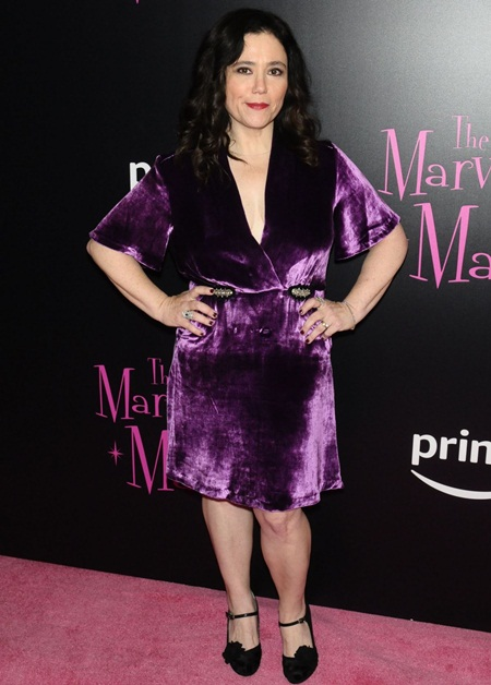 Alex Borstein Height Weight Stats