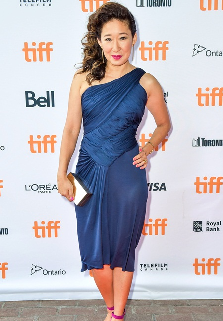 Sandra Oh Height Weight Facts