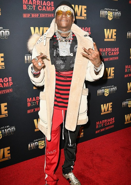 Soulja Boy Height Weight Body Stats