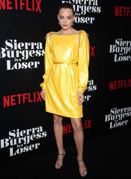 Kristine Froseth Height Weight Stats