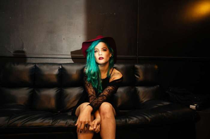 """Halsey Fires Back Against Haters Who Slammed Her """"Voice"""" Performance"""