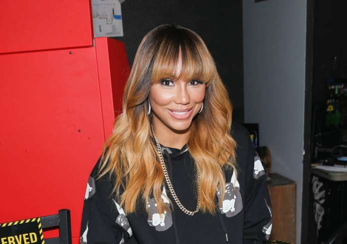 breaking daily hot news - Tamar Braxton Cries After Her Son, Logan, And David Adefeso Teamed Up For This Huge Gesture On Her Special Day