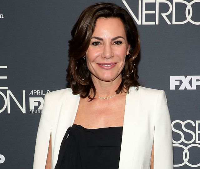 Luann De Lesseps Blowing Off Probation Rules Bravo Ready To Give Her The Boot From