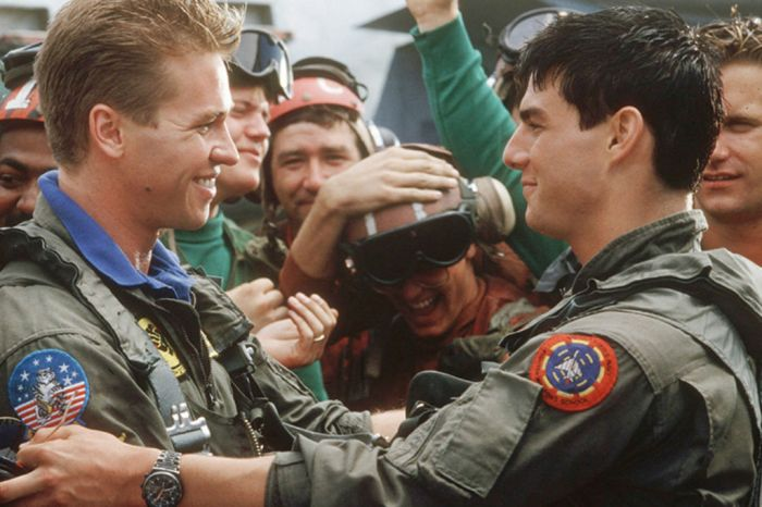 Tom Cruise Drops Top Gun Sequel Trailer During Surprise Comic Con Appearance