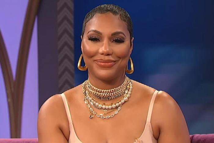 Tamar Braxton Talks About Self-Medicating With Food And Fans Love Her Honesty - See The Video