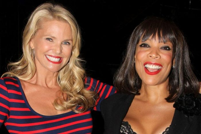 Christie Brinkley Claps Back At Wendy Williams After The Talk Show Host Accuses Her Of Faking Injury On DWTS - 'Be Kind'