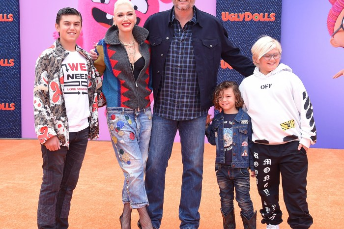 Gwen Stefani Would Love To Give Blake Shelton 'His Own Child' But She Goes 'Back And Forth - Here's Why!'