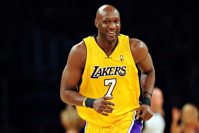 This Sad Reason Is Why Lamar Odom Gets The Lowest Scores On Dancing With The Stars