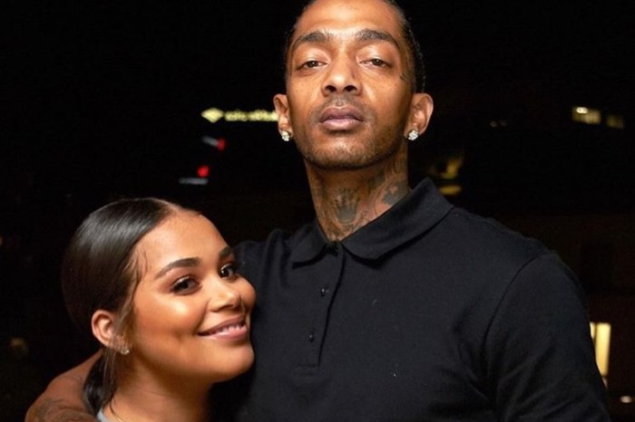 Lauren London's Photo Of The Love Of Her Life Has Fans Praising Nipsey Hussle's Manners