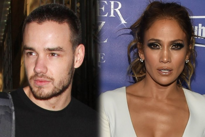 Liam Payne Admits Jennifer Lopez Gave Him Her Phone Number And He Didn't Know What To Do With Himself!