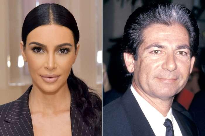 KUWK: Kim Kardashian Posts Throwback Pic On Dad Robert Kardashian's Death Anniversary