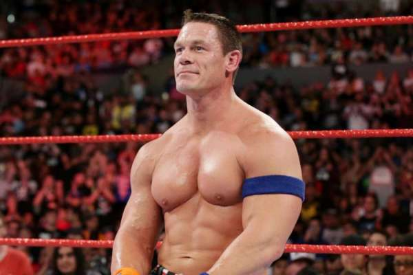 John Cena Says He Doesn't Have Any 'Game' | Celebrity Insider