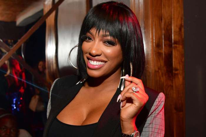 Porsha Williams Shows Off Her Natural Beauty Without A Wig In Videos With Cute PJ