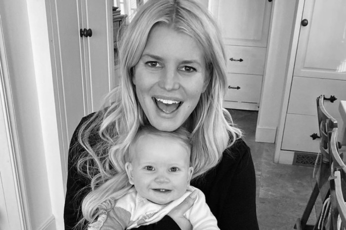 Jessica Simpson Calls Birdie Mae The Cherry On Top Of Her Family In New Adorable Photos