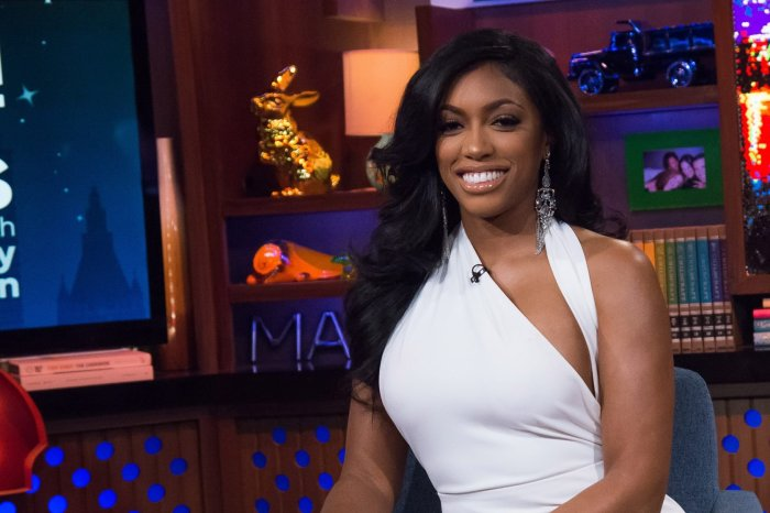 Porsha Williams Teaches Fans How To Keep Their Energetic Frequency High