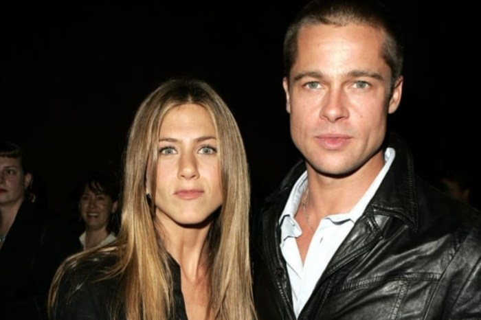 Did Brad Pitt Just Ask Jennifer Aniston To Marry Him?