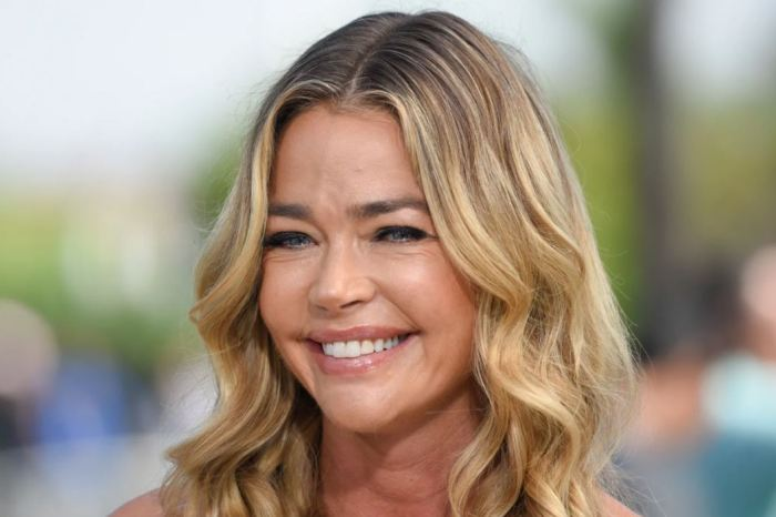 Denise Richards Reportedly Not On Speaking Terms With Some Of Her RHOBH Co-Stars - Here's Why!